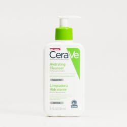 CeraVe Limpiadora hidratante, 236ml.