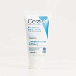 CeraVe Crema Reparadora de Manos, 50ml.
