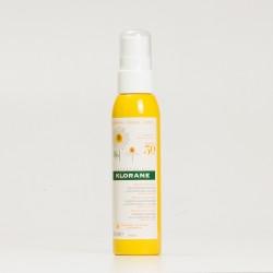 Klorane Spray aclarador a la camomila y miel, 125ml.