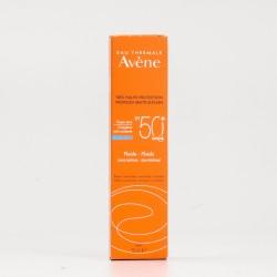 Avene Emulsión SPF50 sin perfume, 50ml