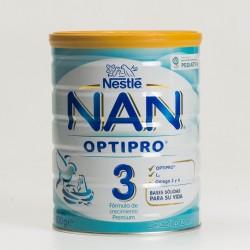 NAN 3 Preparado Lácteo Infantil, 800g.