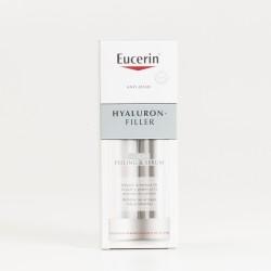 Eucerin Hyaluron-Filler Noche Peeling & Serum, 30ml.
