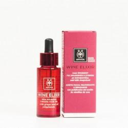 Apivita Wine Elixir aceite facial antiarrugas y renovador