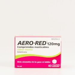 Aero Red 120 mg Menta, 40 Comp.