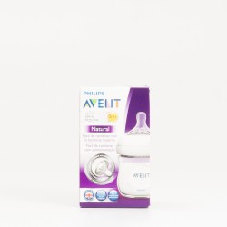 Avent Biberon Natural, 125 ml.