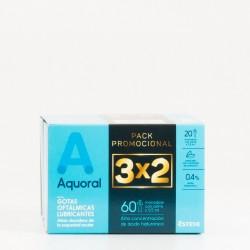 Aquoral Duplo, 60 Monodosis.