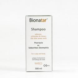 Shampoo Boderm Bionatar, 300ml.