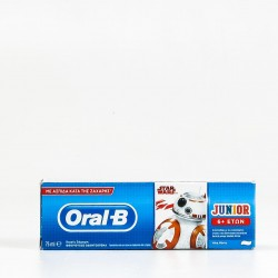 Oral B estágios 3 massas dental infantil, 75ml.