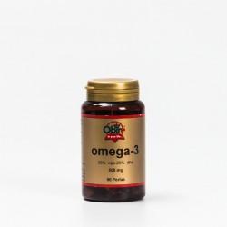 Obire Omega-3 500 mg, 90 Perlas.