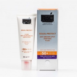 Roc Soleil-Protect Fluido Unificante Antimanchas SPF50+, 50ml