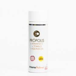 Prisma Natural PROPOLIS+VITC+TOMILLO+EQUINACEA, 120 COMP.