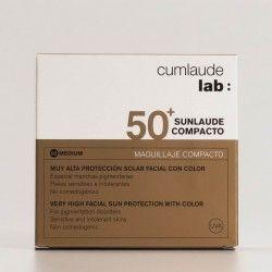 Sunlaude Compacto SPF 50+ Médio. 10g