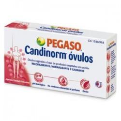 Specchiasol Candinorm, 10 Óvulos vaginales.