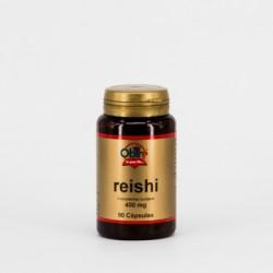 Obire Reishi (Micelio) 400 mg, 90 Caps.