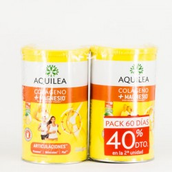 Aquilea Colágeno + Magnesio Limon DUPLO