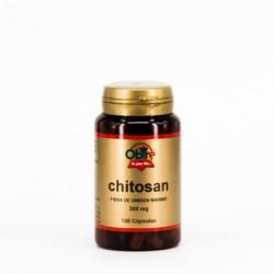 Obire Chitosán 300 mg, 100 Cáps.