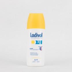 Ladival Sport Spray Transparente SPF30, 150ml.