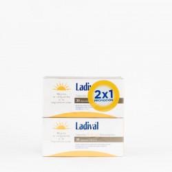 Ladival Capsulas Solares Antioxidantes Duplo, 2x30 caps.