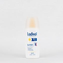Ladival Piel Sensible SPF30 gel spray, 150ml.