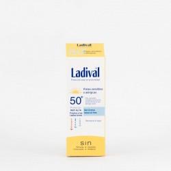Fotoprotector solar ladival spf 50 pieles sensibles 50ml