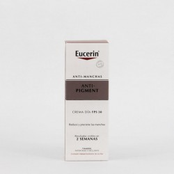 Eucerin Anti-Pigment Crema Día SPF30, 50ml.