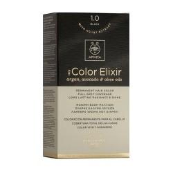 Tinte apivita 1.0 black