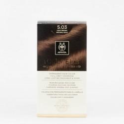 Tinte apivita 5.03 chocolate