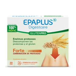 Epaplus Digestcare GlutenPro, 30 comprimidos.
