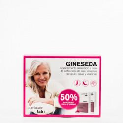 Gineseda Pack Duplo 2x30 cápsulas