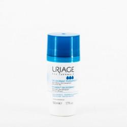 Uriage Desodorante Triactivo Roll-on, 50ml.
