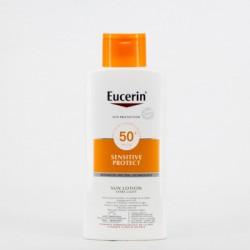 Eucerin Sun loción textura muy ligera SPF50, 400ml