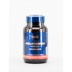 GSN Melatonina Complex, 120 comprimidos