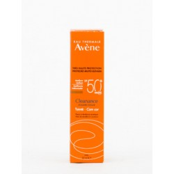 Avene Clanance Solar Color SPF50+, 50ml.