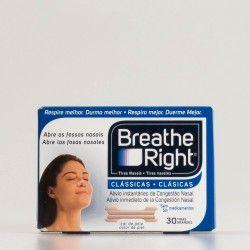 Respire grandes tiras nasais, 30 pcs