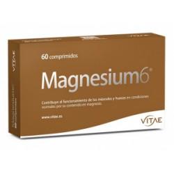 Vitae Magnesium6, 60 comprimidos