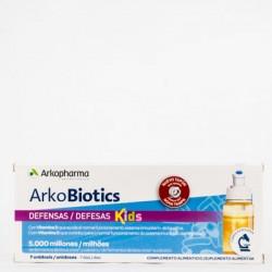 Arkobiotics Defensas Kids, 7 Dosis.