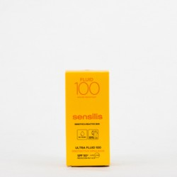 Sesnsilis Sun Ultra Fluido 100 Emulsion SPF50+, 40ml.