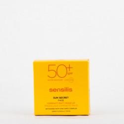 Sensilis Sun Maquillaje Compacto SPF50+ Bronze, 10g.