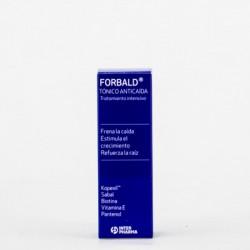 Forbald Plactocel Capilar Anticaída, 15Amp.