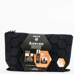 Apivita Queen Bee Pack Crema Rica + Serum + Regalo