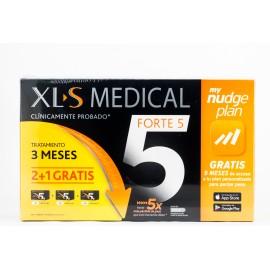 XLS Forte 5 TRIPLO, 3x180 Caps.