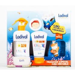 Dival Pack crianças e pele atópica spray 200 + 75 ml + bola.