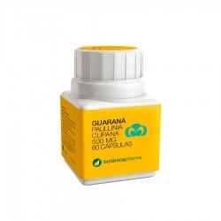 Botanicapharma Guarana 500mg, 60 cápsulas