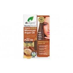 Dr Organic Aceite puro de Argán, 50ml.