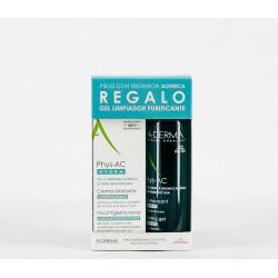 A-Derma Phys-AC Hydra crema hidratante compensadora, 40ml.