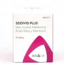 Seidivid Plus, 15 sobres.