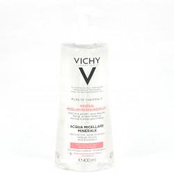 Vichy Pureté Thermale Solución Micelar 3en1, 400ml.