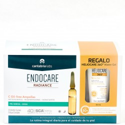 Endocare -C oil-free 30 ampollas