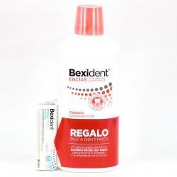 Bexident Encías Colutorio con Clorhexidina, 500ml