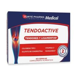 Tendoactive, 60 cápsulas.